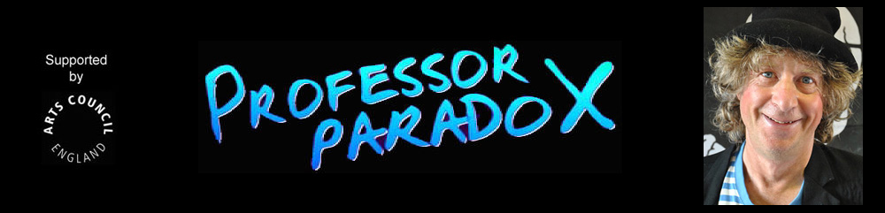 Professor Paradox Children's party Entertainer