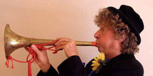 Did that trumpet just make a rude noise?