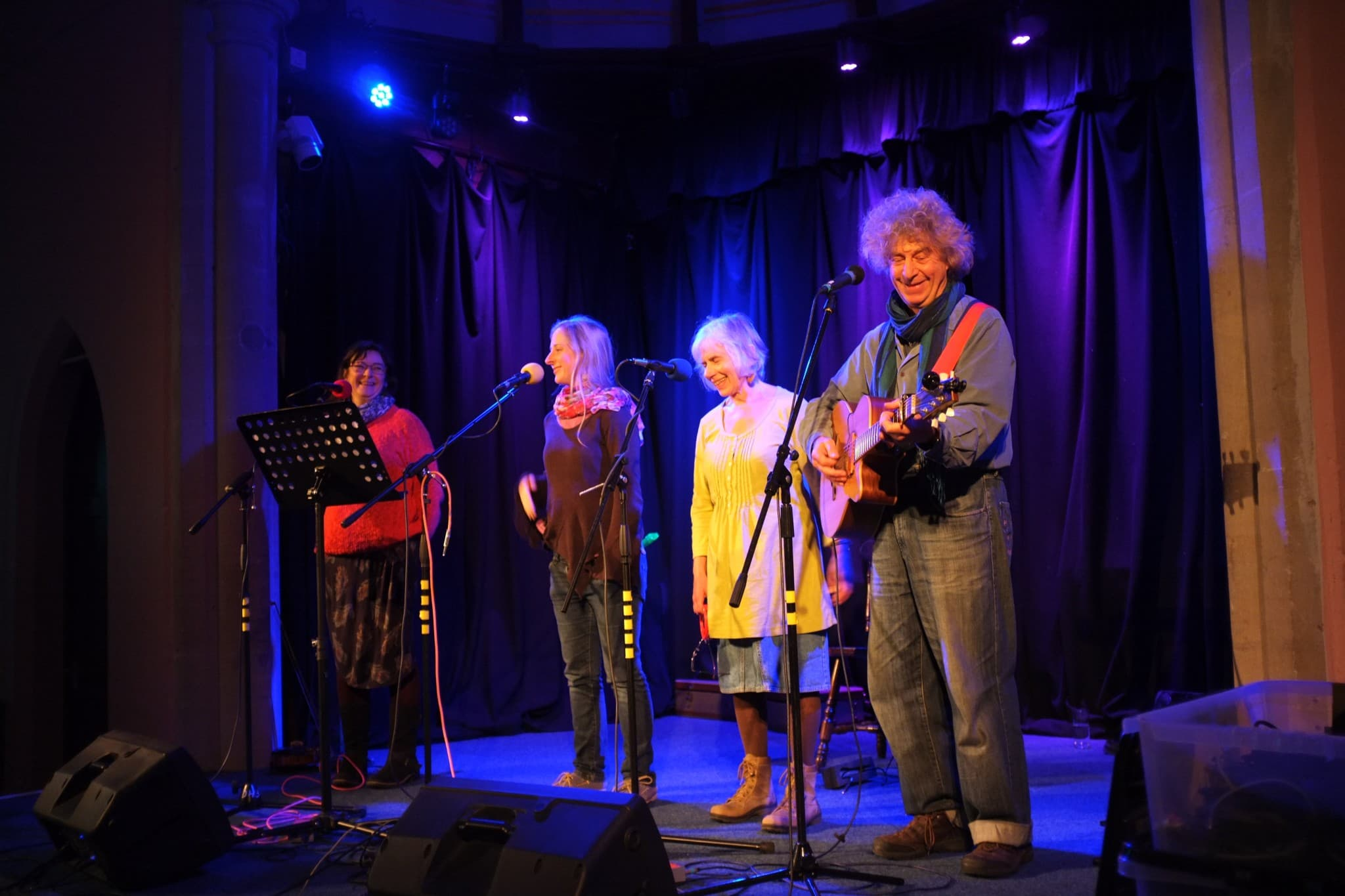 Firelight Folk - Folkish music and wonderful harmonies